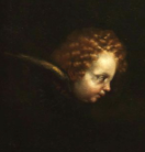 Mean putto